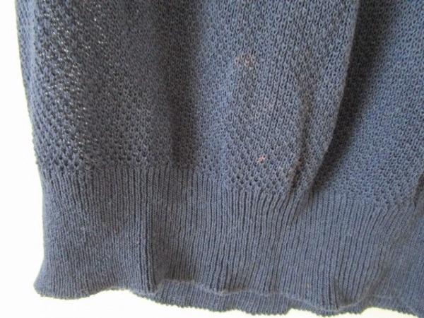 ニジュウサンク 半袖セーター サイズ38 M