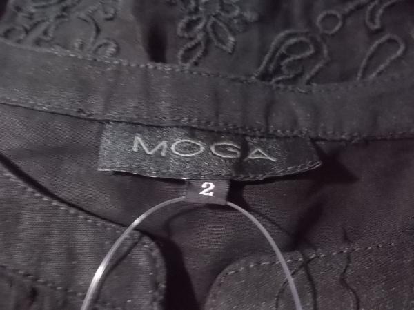 モガ チュニック サイズ2 M レディース 黒