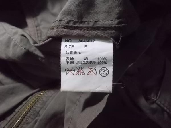 セシルマクビー コート サイズF レディース