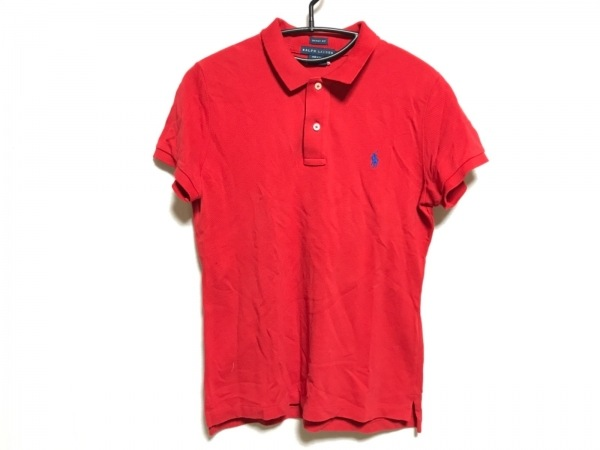 ラルフローレン 半袖ポロシャツ サイズL