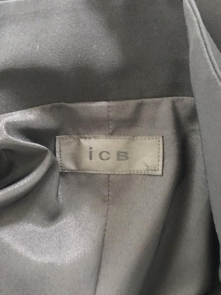 アイシービー ジャケット サイズJPN15USA10