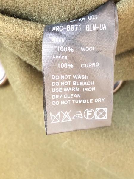オーシバル Pコート サイズ1 S メンズ 冬物
