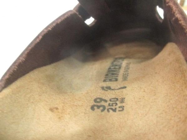 ビルケンシュトック サンダル 39250 レザー