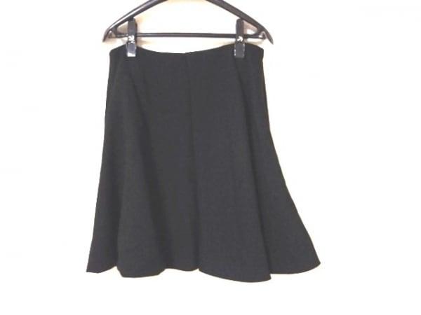 ジェイダブリューアンダーソン スカート 黒