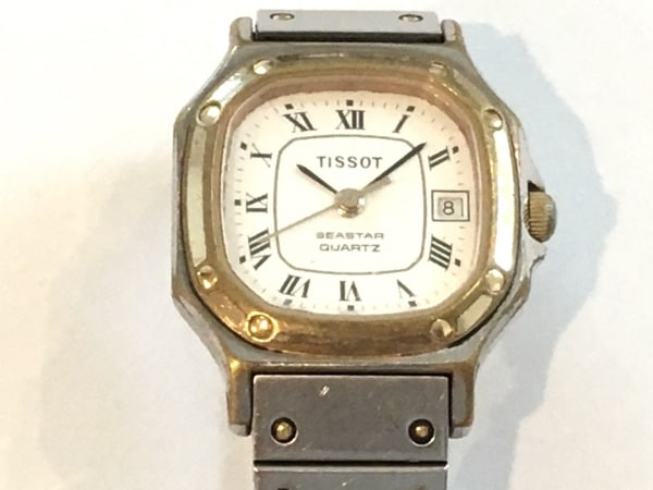 TISSOT(ティソ) 腕時計 - レディース 白