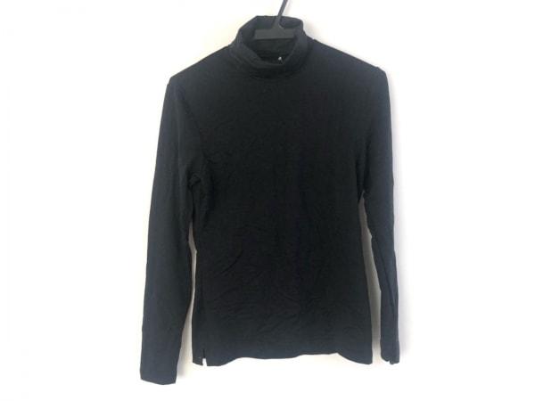 Y's(ワイズ) 長袖カットソー サイズ3 L レディース美品  黒 ハイネック