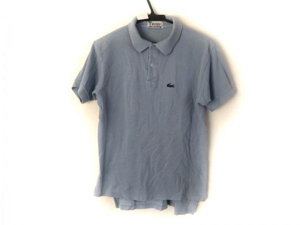 (ラコステ) メンズ Lacoste ライトブルー 【中古】 半袖ポロシャツ