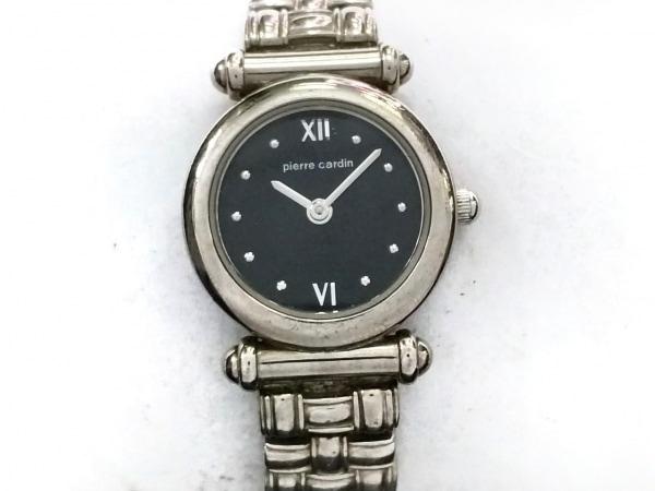 pierre cardin(ピエールカルダン) 腕時計 51592 レディース 黒
