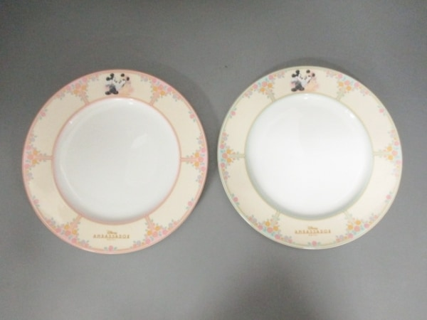 NARUMI(ナルミ) プレート新品同様  陶器