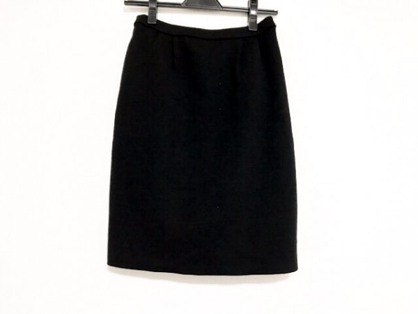 2dcbea7a3dc2 BALENCIAGA(バレンシアガ) スカート サイズ66 レディース美品 黒