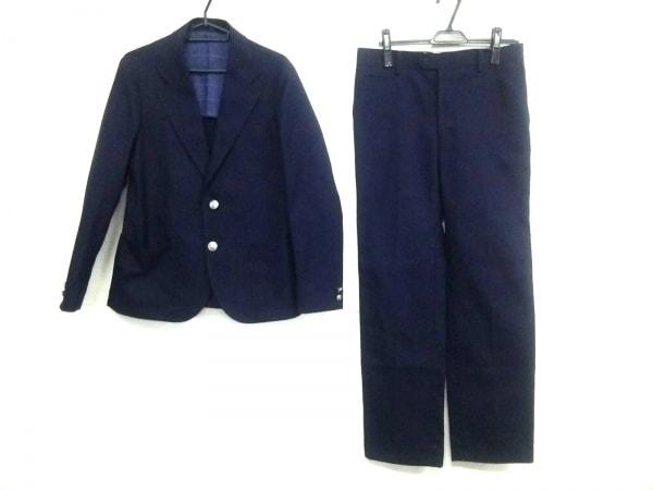 The Stylist Japan(ザスタイリストジャパン) シングルスーツ メンズ美品  ネイビー