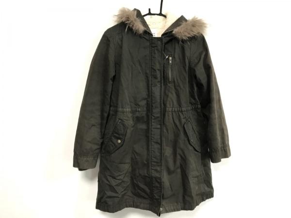 MINIMUM(ミニマム) コート サイズ3 L レディース カーキ 冬物