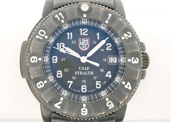 ルミノックス 腕時計 3400 メンズ 黒