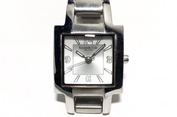 ケネスコール 腕時計 KC4461 レディース 白