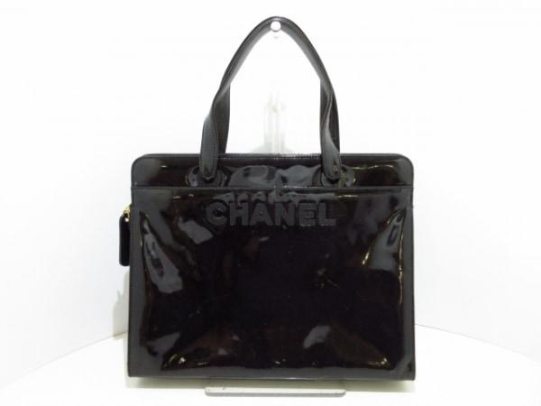 CHANEL(シャネル) ハンドバッグ - 黒