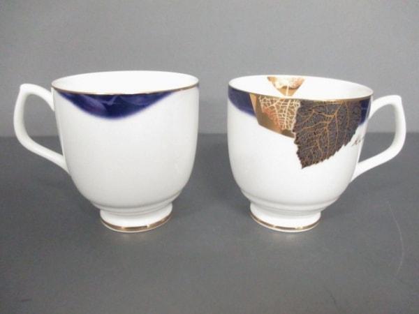 カンサイ マグカップ新品同様  陶器