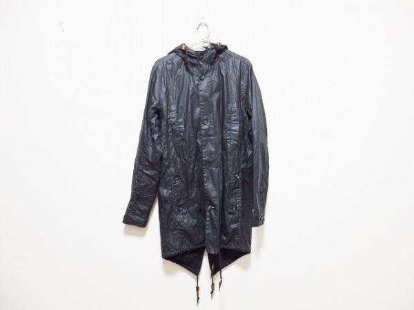 トップマン コート サイズXS メンズ 黒