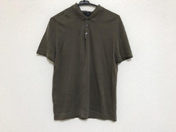ドルモア 半袖ポロシャツ サイズ48 XL