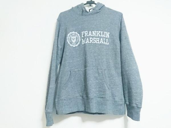 FRANKLIN&MARSHALL(フランクリンアンドマーシャル) パーカー サイズM メンズ新品同様