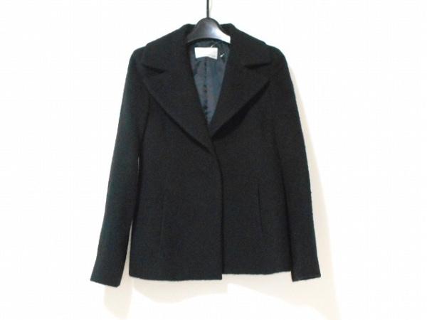 エムプルミエ コート サイズ36 S 黒