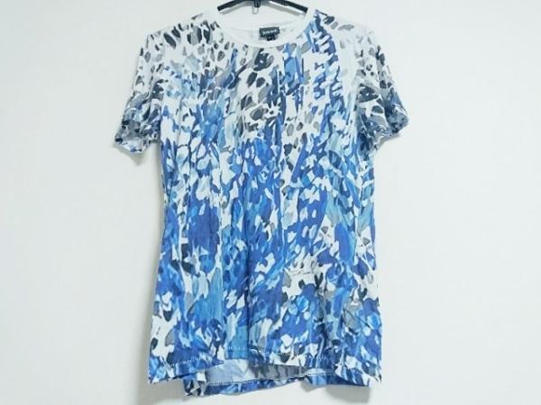 ジャストカヴァリ 半袖Tシャツ サイズS
