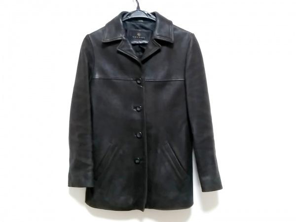 グネーレ ジャケット サイズ40 M 黒 レザー