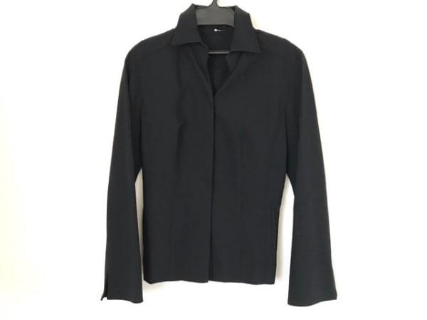フラジール ジャケット サイズ36 S 黒