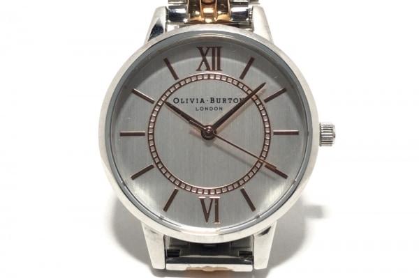 Olivia Burton(オリビアバートン) 腕時計 - レディース 白