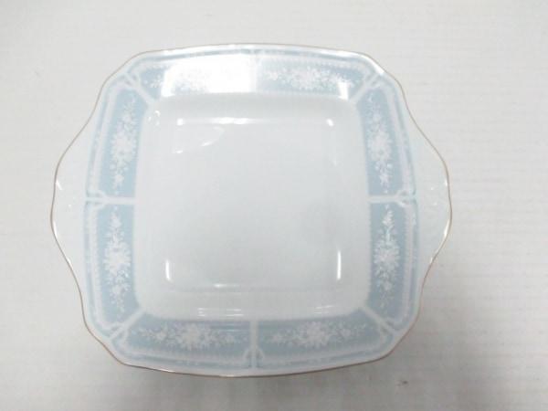 ノリタケ プレート新品同様  花柄 陶器