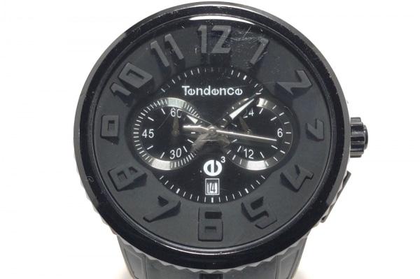テンデンス 腕時計 0203601AA メンズ 黒