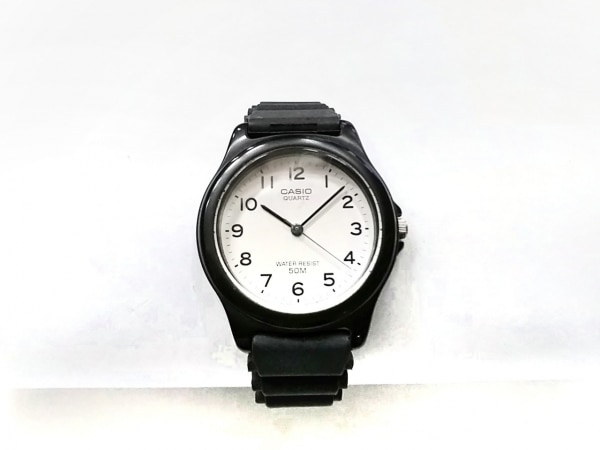 CASIO(カシオ) 腕時計 MW-50 ボーイズ 白