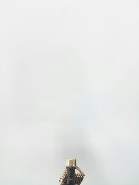 シャネル 小物美品  ゴールド×黒×クリア