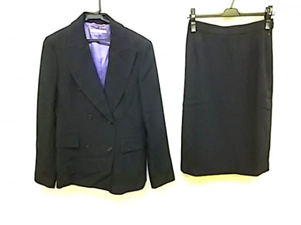 PaulSmith women(ポールスミスウィメン) スカートスーツ サイズ42 L レディース 黒