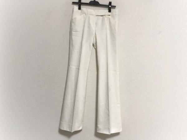 セオリー パンツ サイズ0 XS レディース 白