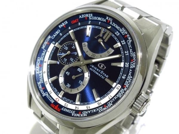 オリエントスター 腕時計美品  WZ0071JC
