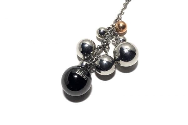 bliss(ブリス) ネックレス美品  金属素材