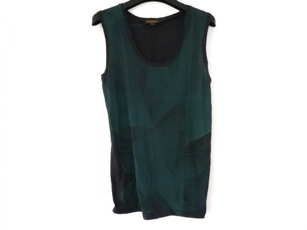 ディーゼルブラックゴールド ノースリーブTシャツ サイズS レディース