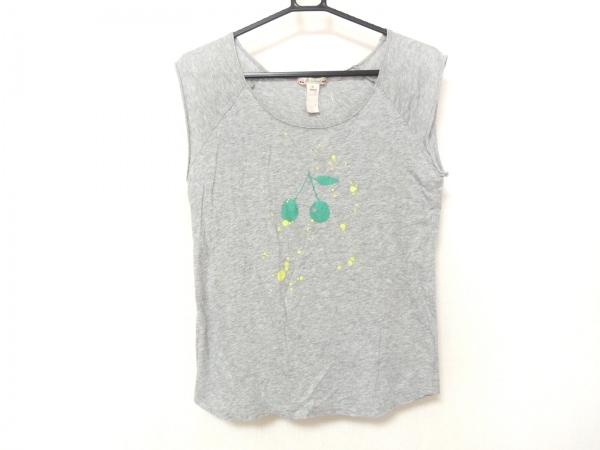 ボンポワン ノースリーブTシャツ サイズS