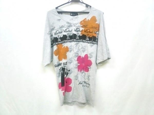 アンディ・ウォーホル バイ ヒステリックグラマー 半袖Tシャツ サイズF レディース
