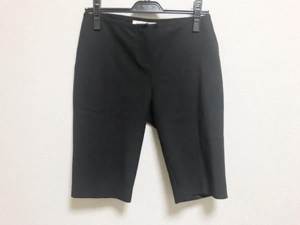 エリザベスアンドジェームス ハーフパンツ サイズ2 M レディース美品  黒