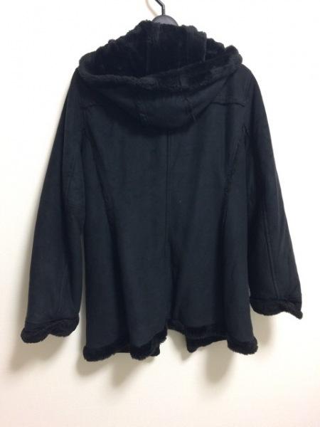 コムサ コート サイズ11 M レディース 黒