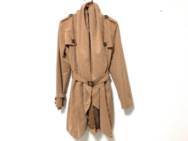 OTTO(オットー) コート サイズL レディース ブラウン 冬物