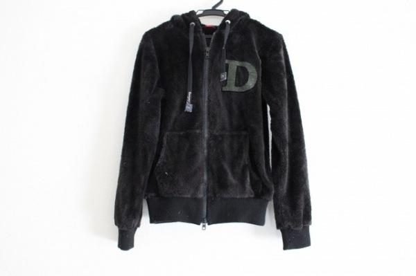 【中古】 ダブルスタンダードクロージング DOUBLE STANDARD CLOTHING ブルゾン レディース 黒 冬物