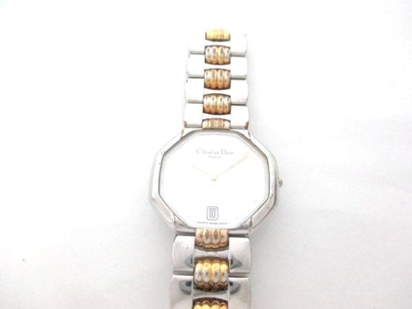 ディオール 腕時計 45 204 レディース 白