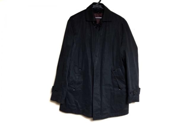 イン&ヤン コート サイズL メンズ 黒 冬物