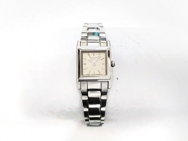 マーガレットハウエル 腕時計 4520-T009689 レディース idea シルバー
