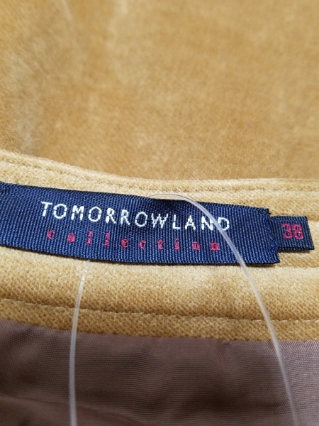 トゥモローランド スカート サイズ38 M レディース ブラウン 3