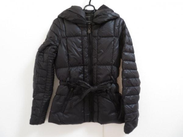 MAISON SCOTCH(メゾンスコッチ) ダウンジャケット サイズ1 S レディース 黒 冬物