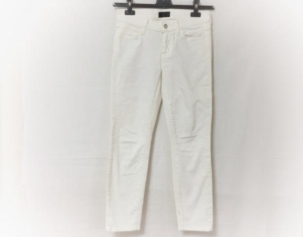 KORAL(コーラル) ジーンズ サイズ26 S レディース美品  白