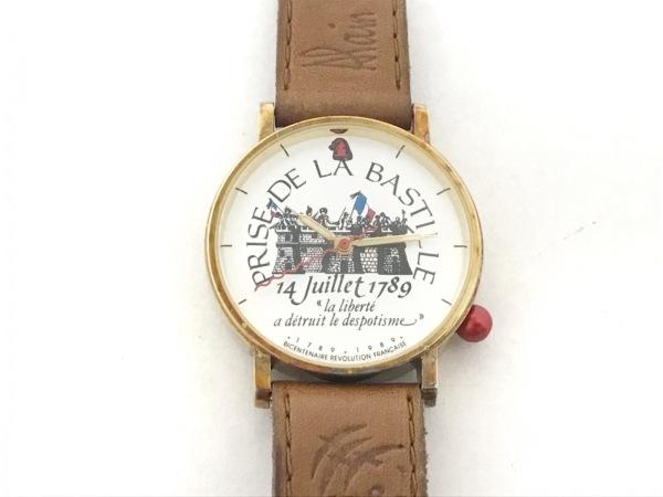 シルベスタイン 腕時計 フランス革命 -